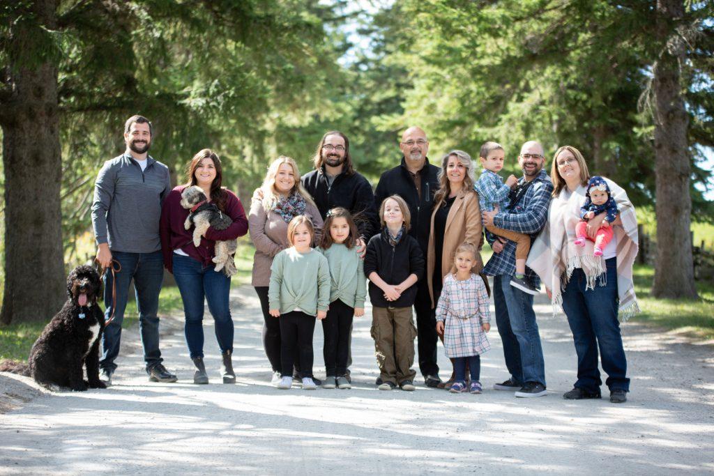 Tony Brayley Family-2020