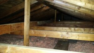 Best Home Improvements To Increase Value - ATTIC INSULATION