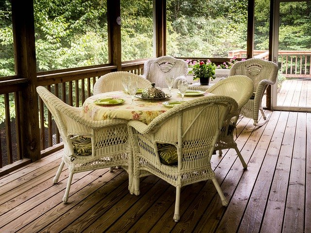 Best Home Improvements To Increase Value-BACKYARD DECK