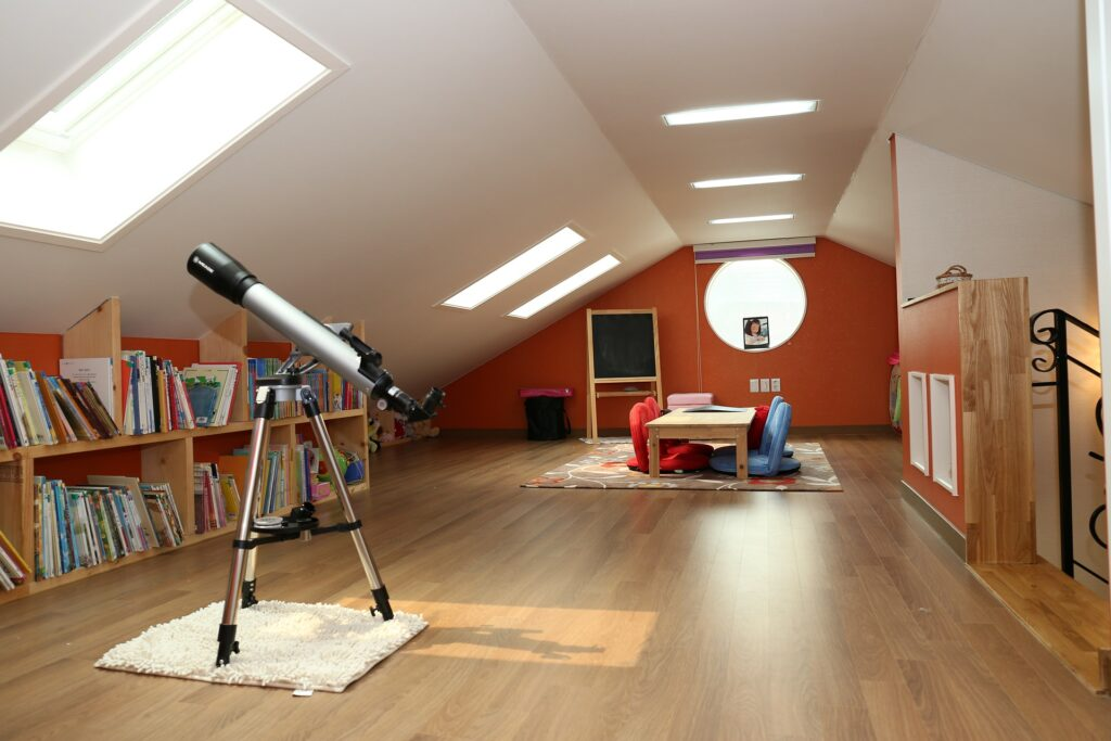 Best Home Improvements To Increase Value - LOFT RENOVATION