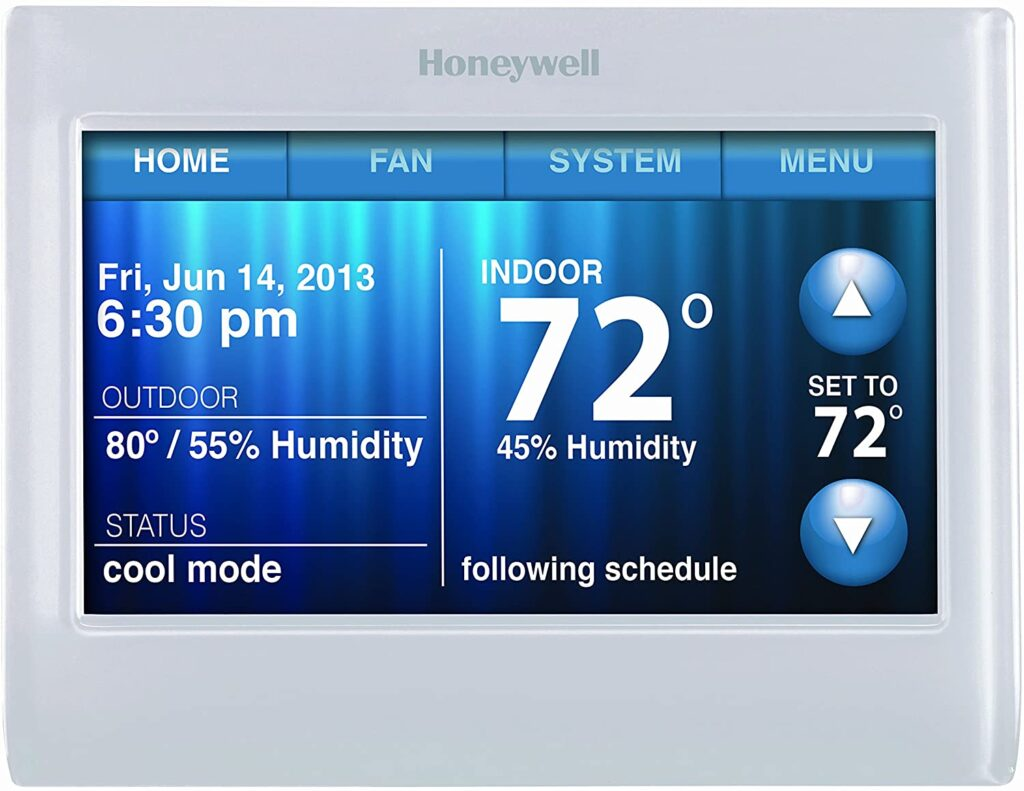 Best Home Improvements To Increase Value - PROGRAMMABLE THERMOSTAT